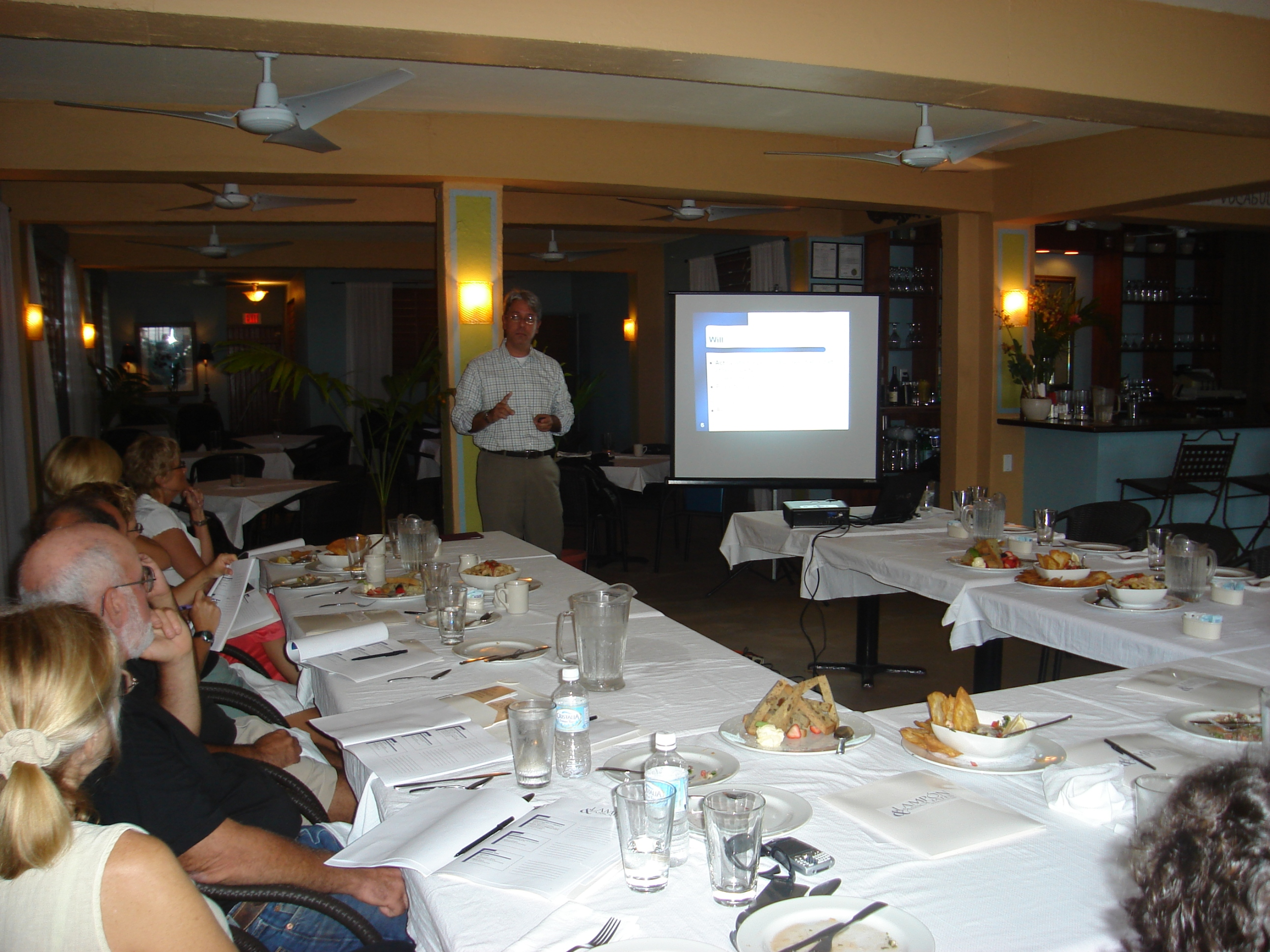 Estate Planning and Corporations Seminar (Vieques, PR)